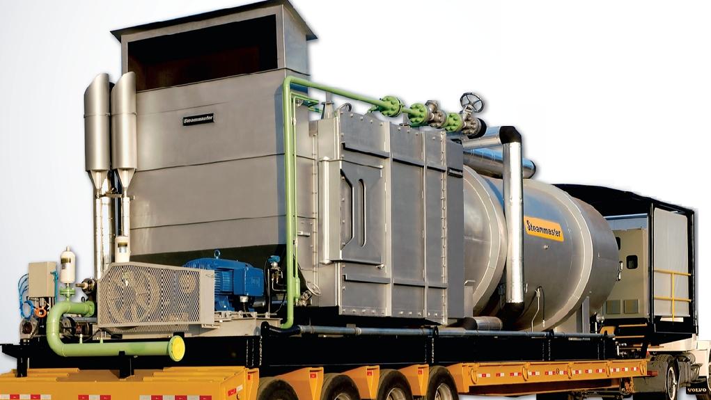 Generadores de vapor Image